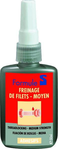 REM SCHR. GEMIDDELD FLACON 50 G FORMULE S