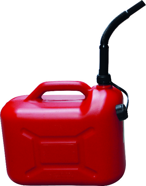 JERRYCAN 20 LITER ECO ROOD