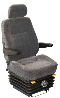 Tractorstoel RM3000 mechanisch geveerd deluxe – stof